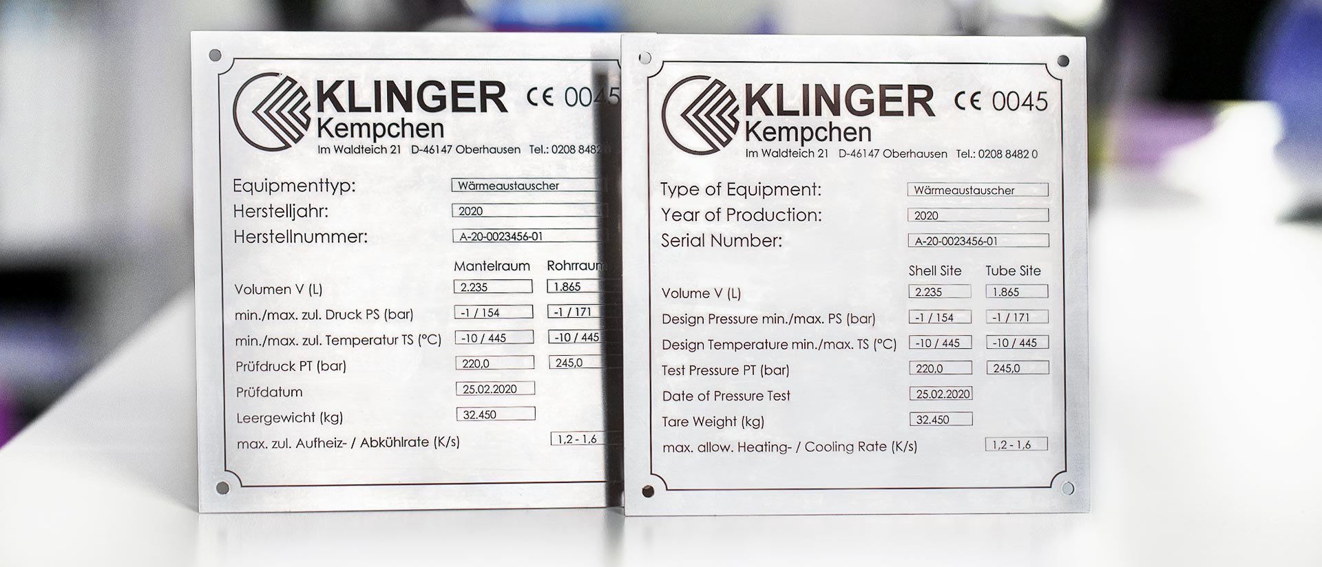 Engineering Services KLINGER Engineering